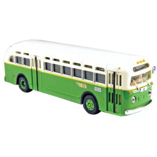 Classic Metal Works HO Scale GMC TD 3610 Transit Bus - Philadelphia (PTC)