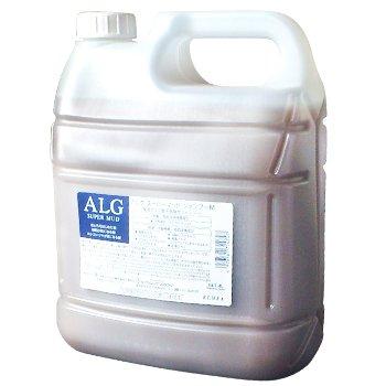 アルグ スーパーマッドシャンプーM 4L 業務用ALG