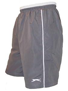 Short / pantacourt homme Slazenger (S, gris)