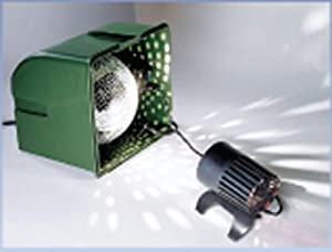 Light Flurries Snowflake Projector [CHI2482]