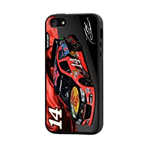 NASCAR Tony Stewart 14 Bass Pro Shops iPhone 5 5S Rugged Case by Keyscaper