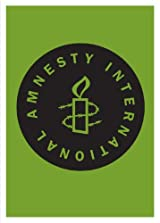 Amnesty International Logo Notecard - 10 in a pack