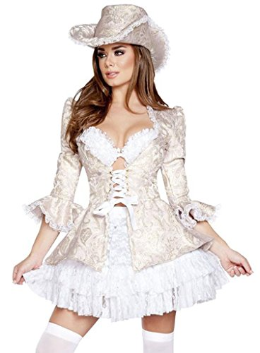 Marie Antoinette Queen of the Wild West Halloween Costume