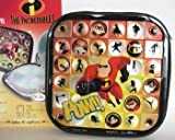 Disney The Incredibles CD Holder Case / Portable CD Case
