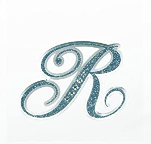Amazon.com: Letter R Sticker - Tattoo It Laptop Stickers [Toy]: Toys