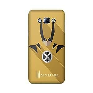 StyleO Samsung Galaxy A8 Designer Printed Case & Covers (Samsung Galaxy A8 Back Cover) - Superhero Wolverine