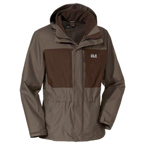 Jack Wolfskin Herren Wetterschutzjacke Brooks Range Jacket Men jetzt kaufen