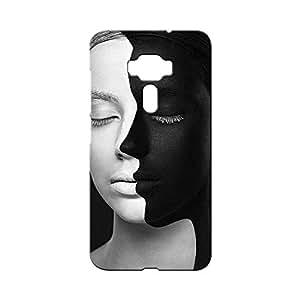 BLUEDIO Designer Printed Back case cover for Asus Zenfone 3 (ZE520KL) 5.2 Inch - G4796