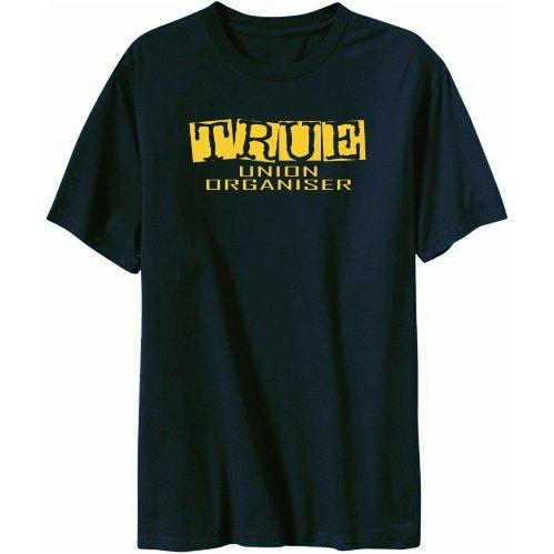 True Union Organiser Mens T-shirt