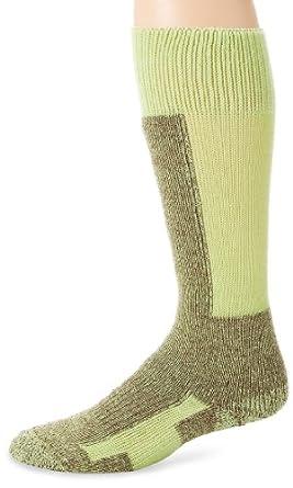 Thorlo Women's Thick Cushion Ski Sock, Celery, Small