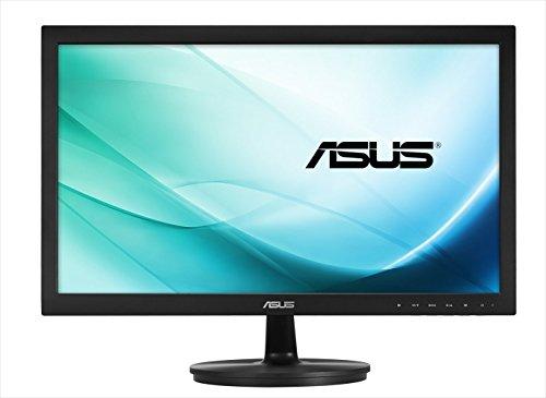 ASUS ディスプレイ VSシリーズ 21.5型 ワイド ( フルHD解像度 / 応答速度5ms / DVI-D / D-Sub搭載 / 3年保証 ) VS229NA