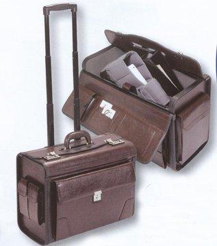 Trolley-PILOTENKOFFER – AKTENKOFFER Aktentasche