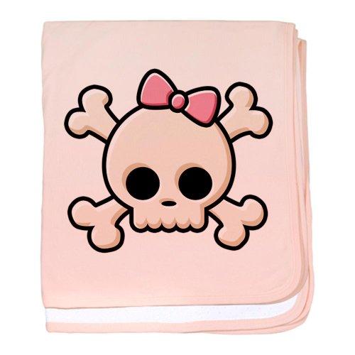 Skull Baby Blankets
