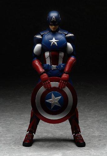 Avengers : Captain America Figma Action Figure
