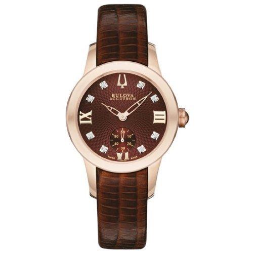 Sale Bulova Accutron Masella Women's Luxury Watch 64P103