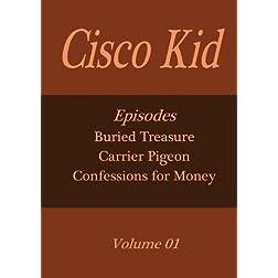 Cisco Kid - Volume 01
