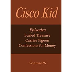 Cisco Kid - Volume 01