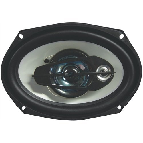 Naxa Electronics Ncs-779 6 X 9 Inches 3-Way Speaker, Pair