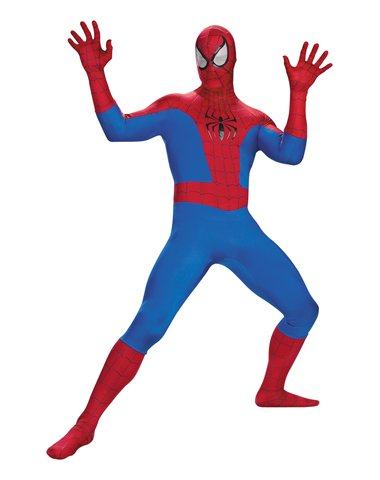 Disguise Inc Men's Spiderman Rental Quality Costume