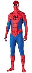 Rubie's Costume Men's Marvel Universe Spider-Man 2nd Skin Costume