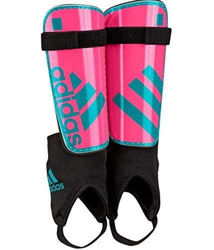 adidas Performance Ghost Youth Shin Guard, Shock Pink/Shock Green, Small (Shin Guards For Kids compare prices)