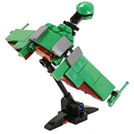 Bird of Prey V2 - Custom LEGO Element Kit