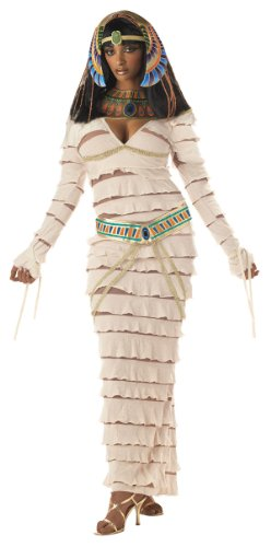 California Costume Collection - Mummy Queen Adult Costume