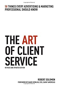 "Cover of ""The Art of Client Service: 58 T..."