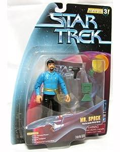 Mirror Mirror Universe Mr. Spock with Goatee Beard Star Trek Warp Factor Series 3 Action Figure