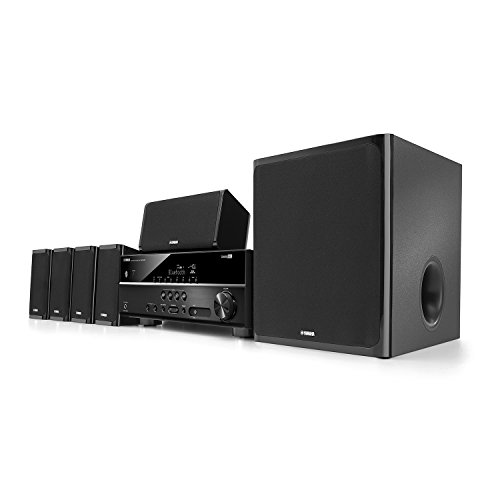 Yamaha YHT-4920UBL 5.1-Channel Home Photo