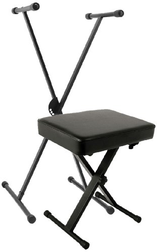 Great Features Of World Tour Single X Keyboard Stand Deluxe Bench Package