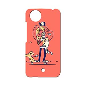 G-STAR Designer Printed Back case cover for Micromax A1 (AQ4502) - G4723