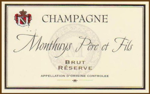 Monthuys NV  Pere et Fils Champagne 750 mL