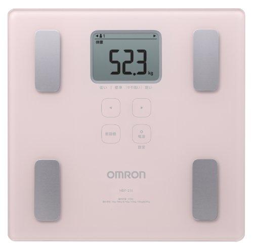 Cheap Omron KARADA Scan Body Composition & Scale | HBF-214-PK (Japanese Import) (HBF-214-PK)