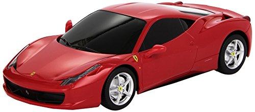 Mondo Motors - Auto Ferrari con il radiocomando scala 1:18, 38 cm (63180)