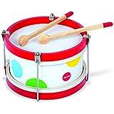 Janod - 4507608 - Tambour - Confetti - Multicolore