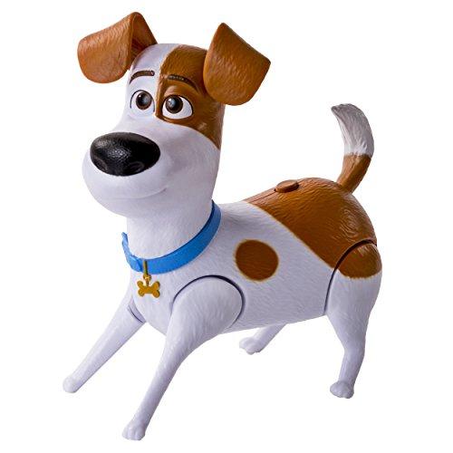 The Secret Life of Pets - Max Walking Talking Pets Figure