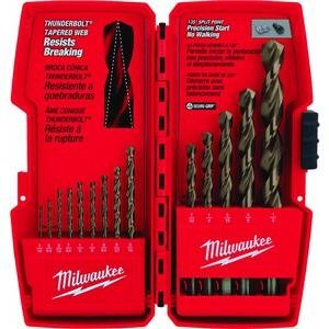 Milwaukee 48-89-0026 14 Pc Cobalt Drill Bit Set