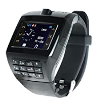 007-Watch Q8 Quad Band Touch Screen Watch Mobile Phone