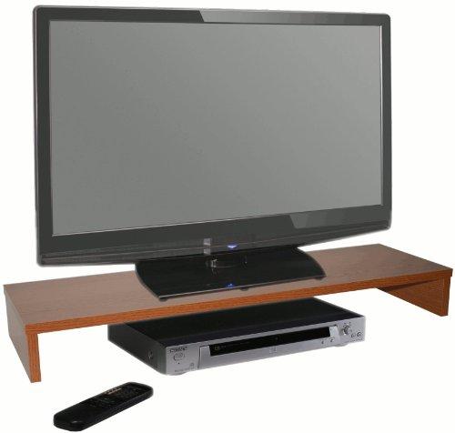Cheap OFC Express TV Stand 36 x 14 x 5.25, Oak (HM-0119-OK)