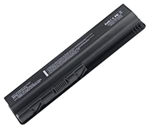 Replace Battery Now 6 Cell 4400mAh/49Wh Li Ion Brand New High Capacity Laptop Notebook Replacement Battery for Compaq Presario CQ40,Compaq Presario CQ45,Compaq Presario CQ50,Compaq Presario CQ60,Compaq Presario CQ70,HP G50,HP G60,HP G70,HP HDX16,HP Pavilion DV4,HP Pavilion DV5,HP Pavilion DV6