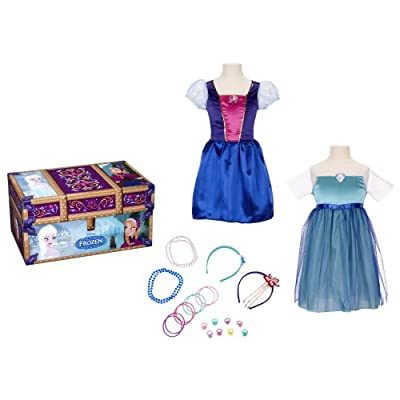 Disney FROZEN Travel DRESS-UP TRUNK by Disney Frozen