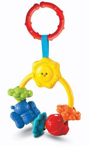 Mattel Gmbh-Fisher Price Link-A-Doos Teething Ring By Mattel - 1