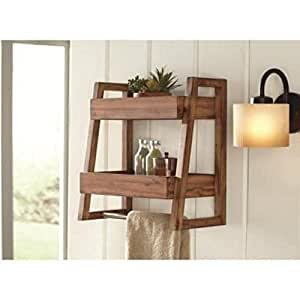 home decorators collection bredon 19 in w vanity shelf in