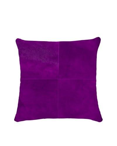 Natural Brand Torino Quatro Large Pillow, Purple