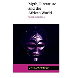 (MYTH, LITERATURE AND THE AFRICAN WORLD) BY [SOYINKA, WOLE](AUTHOR)PAPERBACK