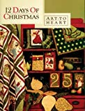 Art to Heart Book, 12 Days of Christmas