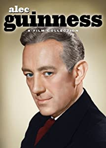 Alec Guinness Collection (Kind Hearts and Coronets / The Lavender Hill Mob / The Man With the White Suit / The Captain's Paradise / The Ladykillers)