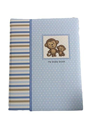Carters Baby Memory Book, Baby Boy Memory Book, Album Record Baby Memories Book - 1