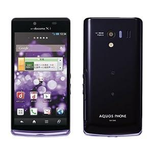 AQUOS PHONE EX SH-04E docomo [Black]